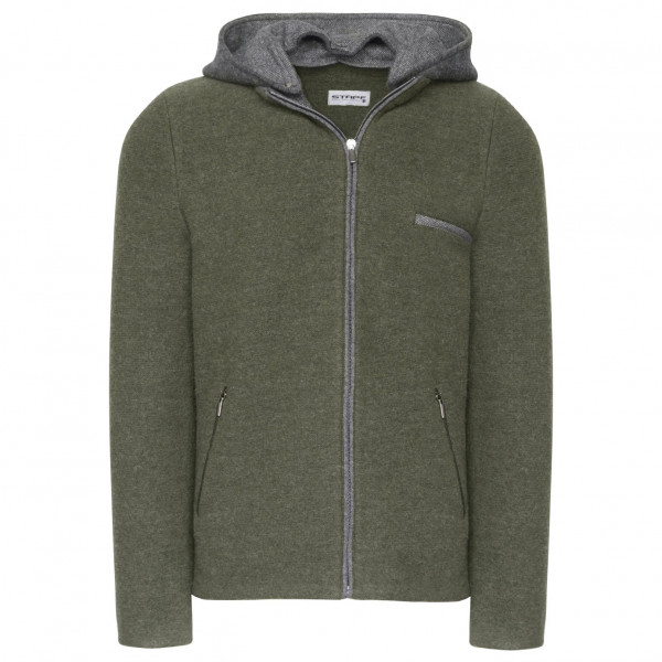 STAPF - David Lambswool - Wool jacket