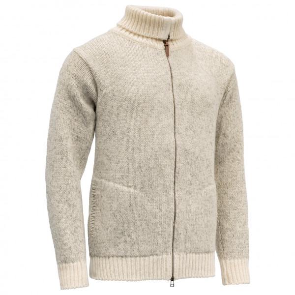 Devold - Nansen Zip Cardigan High Neck - Ullpullover