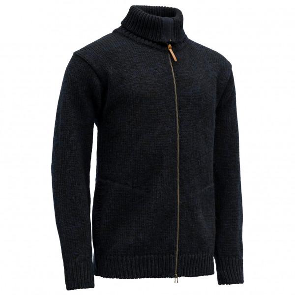 Devold - Nansen Zip Cardigan High Neck - Wool jumper