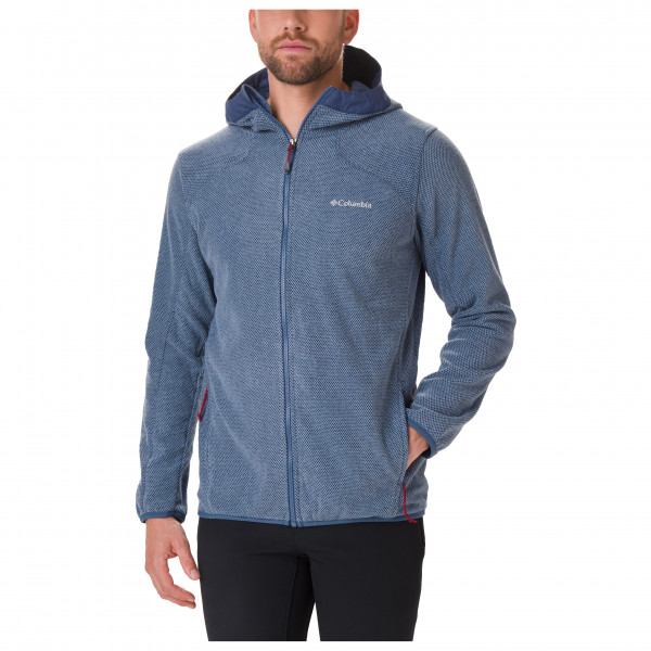 Columbia - Tough Hiker Hooded Fleece - Fleecejacka