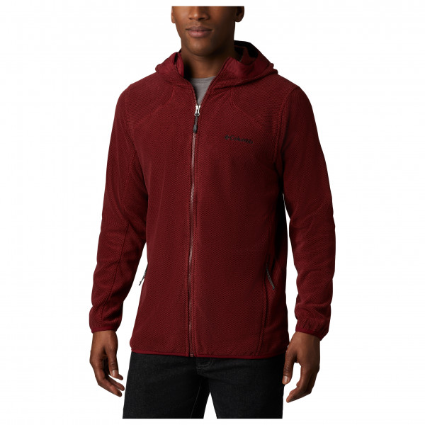 Columbia - Tough Hiker Hooded Fleece - Veste polaire