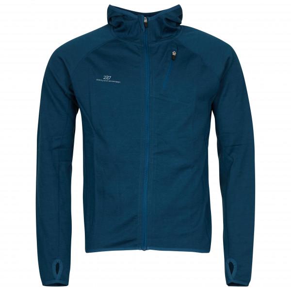2117 of Sweden - Eco Wool Jacket with Hood Alltorp - Freizeitjacke
