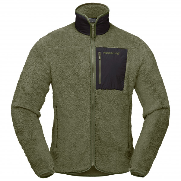 Norr ¸na Warm3 Jacket - Fleece jacket