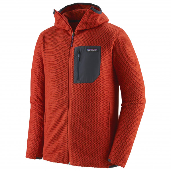 Patagonia - R1 Air Full-Zip Hoody - Fleecejacke