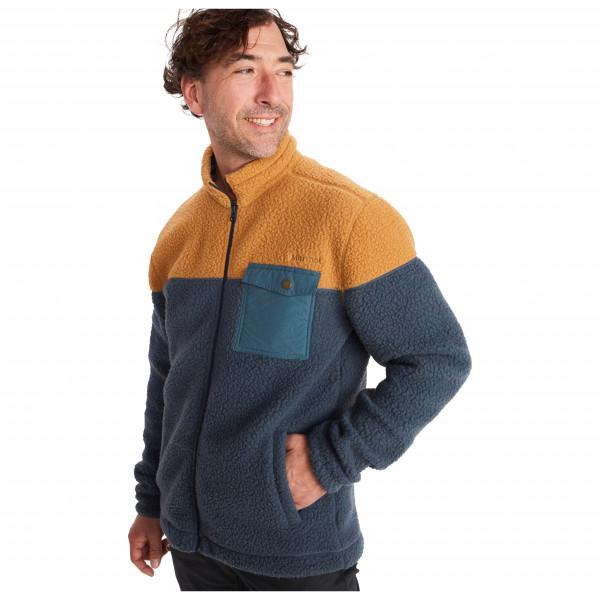 Aros Fleece Jacket - Fleece jacket