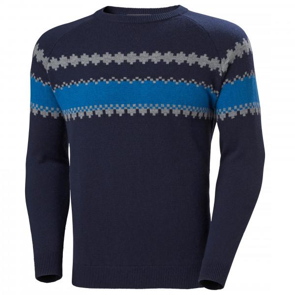 Helly Hansen - Wool Knit Sweater - Uldsweater