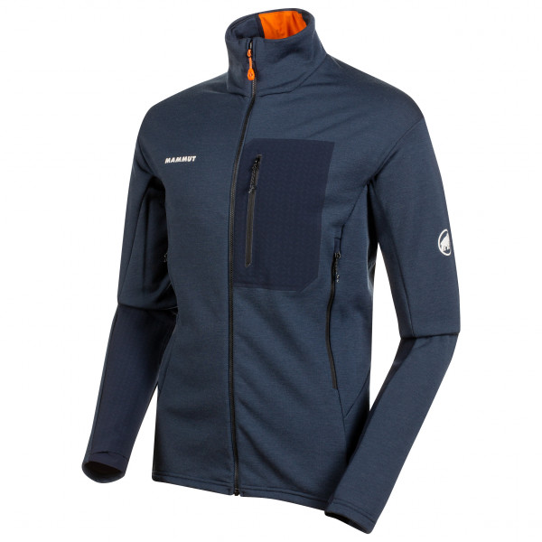 Mammut - Eiswand Guide Midlayer Jacket - Fleece jacket