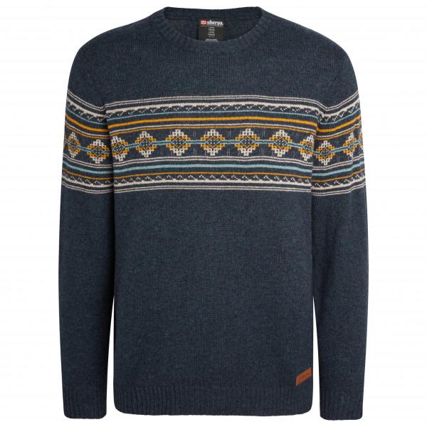 Sherpa - Nathula Crew Sweater - Merinopullover