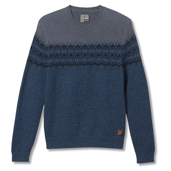 Royal Robbins - Banff Novelty Sweater - Pull en laine mérinos