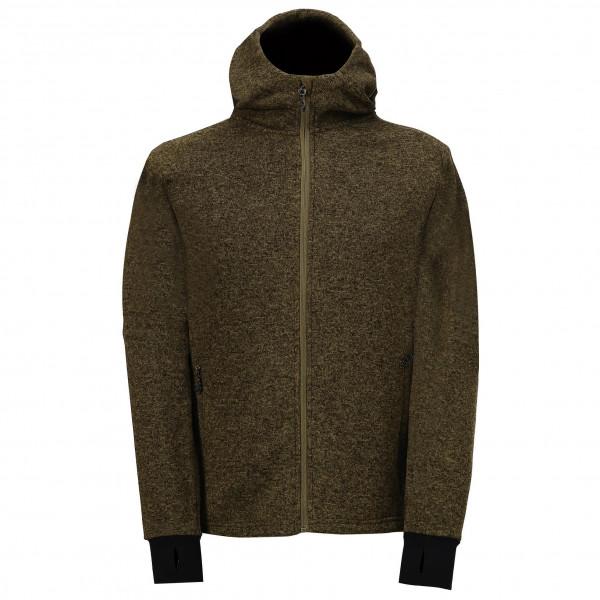 Flatfleece Hood Nybo - Fleece jacket