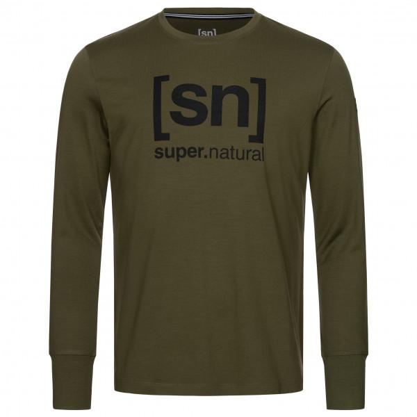super.natural - Alpine L/S - Merinolongsleeve