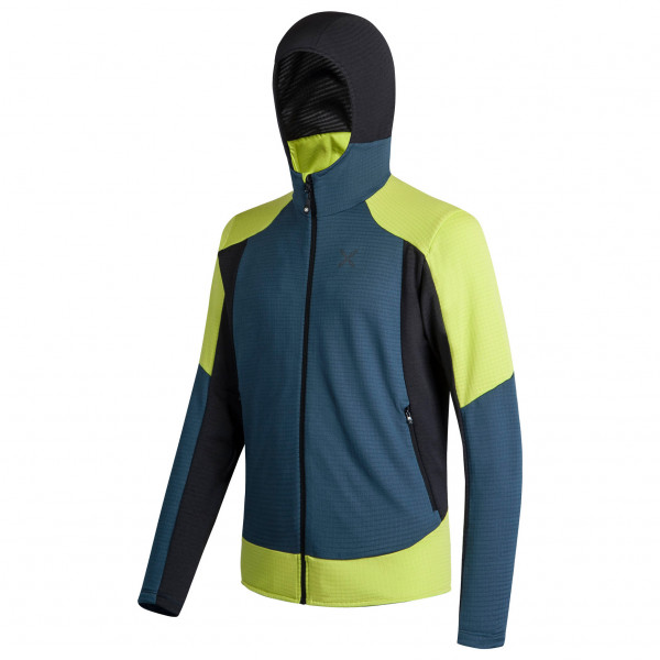 Montura - Stretch Color Hoody Jacket - Fleecejakke