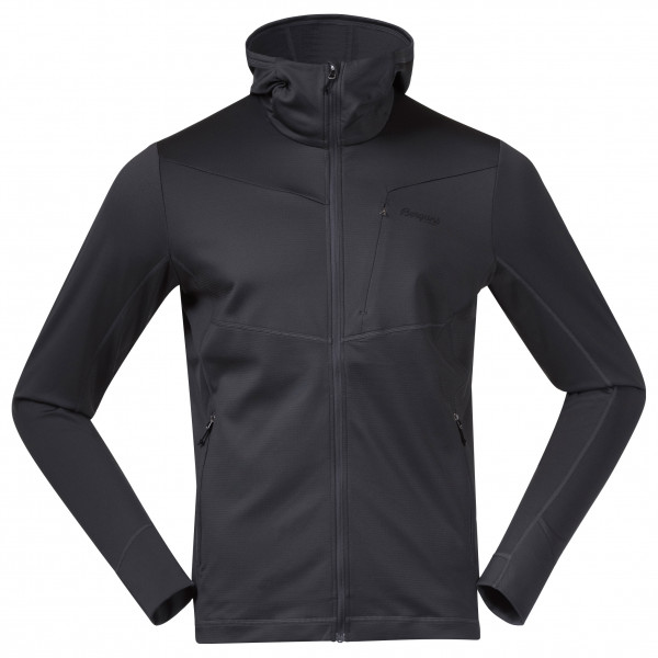 Skaland Hood Jacket - Fleece jacket
