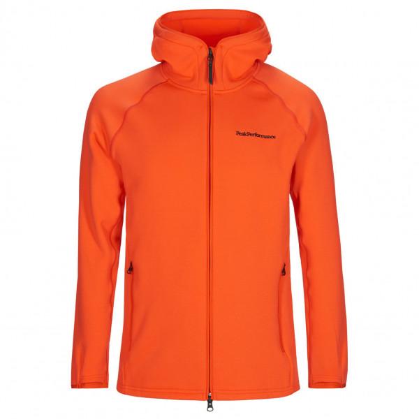 Peak Performance - Chill Zip Hood - Fleece jacket