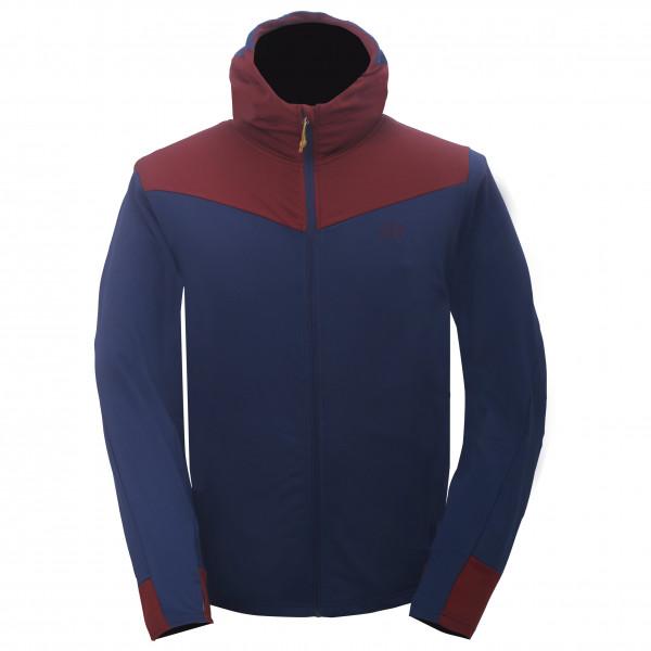 Jacket Sikvik with Hood - Fleece jacket
