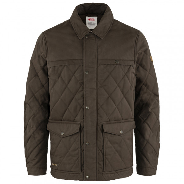 Fjällräven - Övik Wool Padded Jacket - Isolationsjacke