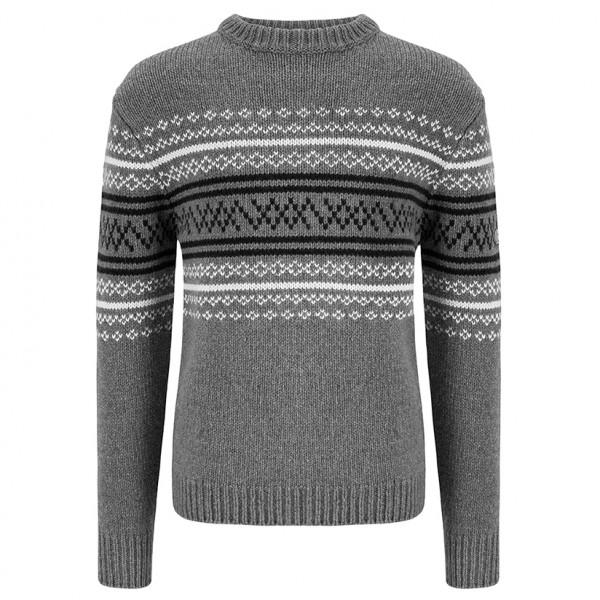 We Norwegians - Setesdal Crewneck - Merino sweatere