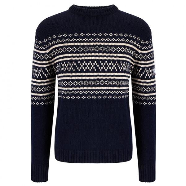 We Norwegians - Setesdal Crewneck - Pull en laine mérinos