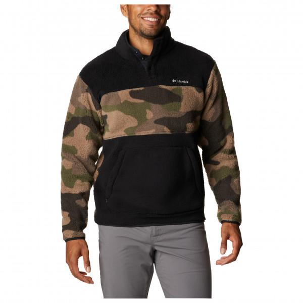Rugged Ridge Sherpa Half Snap - Fleece jumper