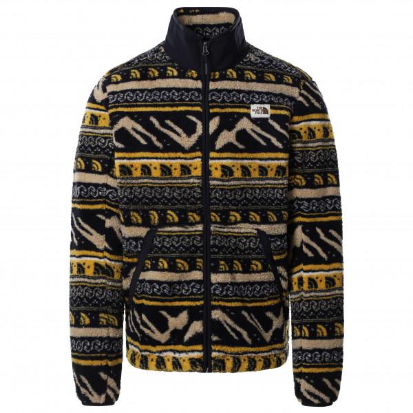 Printed Campshire Full-Zip Jacket - Fleece jacket