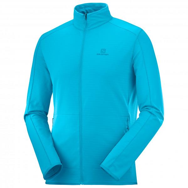 Outrack Full Zip Mid - Fleece jacket