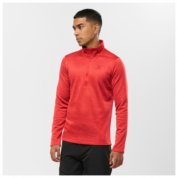 Transition Halfzip Mid - Fleece jacket