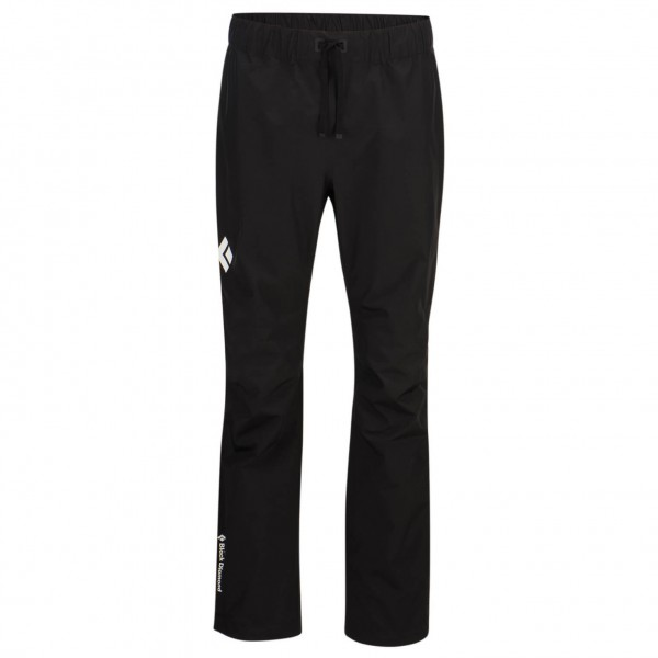 Black Diamond - Liquid Point Pants - Hardshellhousut