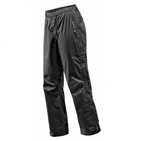 Vaude - Fluid Full-Zip Pants II S/S - Cykelbukser