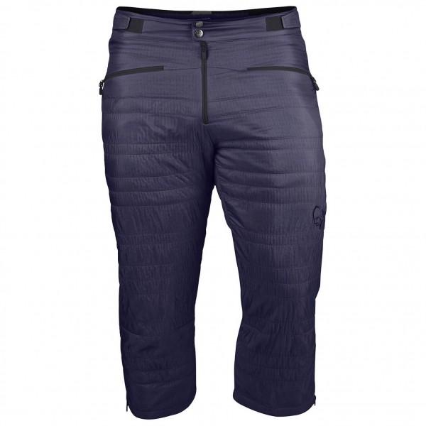 Norrøna - Lyngen Alpha100 3/4 Pants - Tekokuituhousut