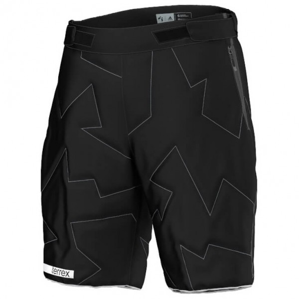 Adidas - TX Agravic Primaloft Short - Synthetische broek