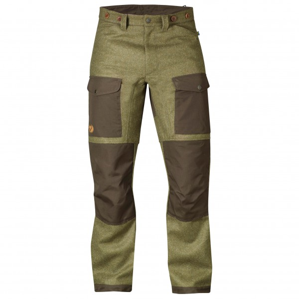 Fjällräven - Forest Trousers No. 6 - Pantalon coupe-vent