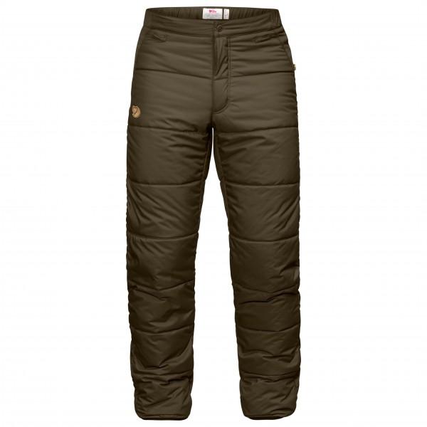 Fjällräven - Värmland Padded Trousers - Synthetic pants
