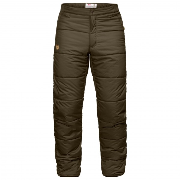 Fjällräven - Värmland Padded Trousers - Pantalon synthétique