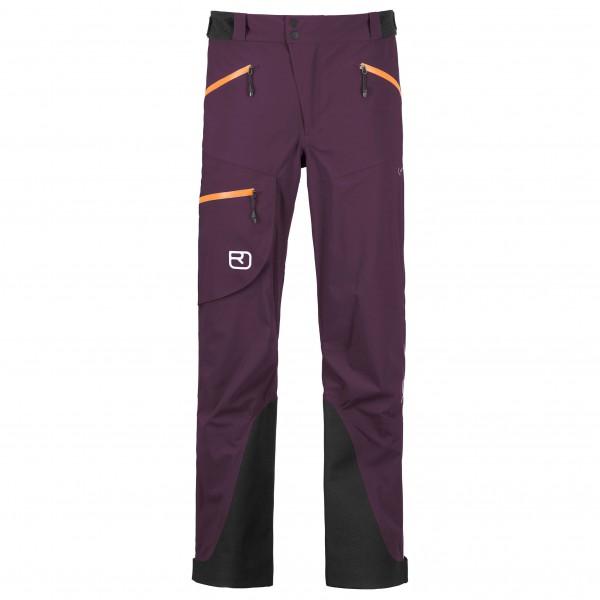 Ortovox - 3L Hardshell La Grave Pants - Ski trousers