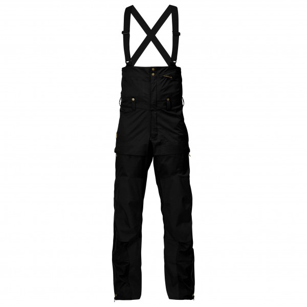 Fjällräven - Keb Eco-Shell Bib Trousers - Hardshellhose