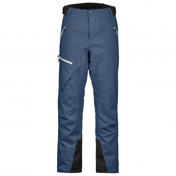 Ortovox - 2L Swisswool Black Andermatt Pants - Ski trousers