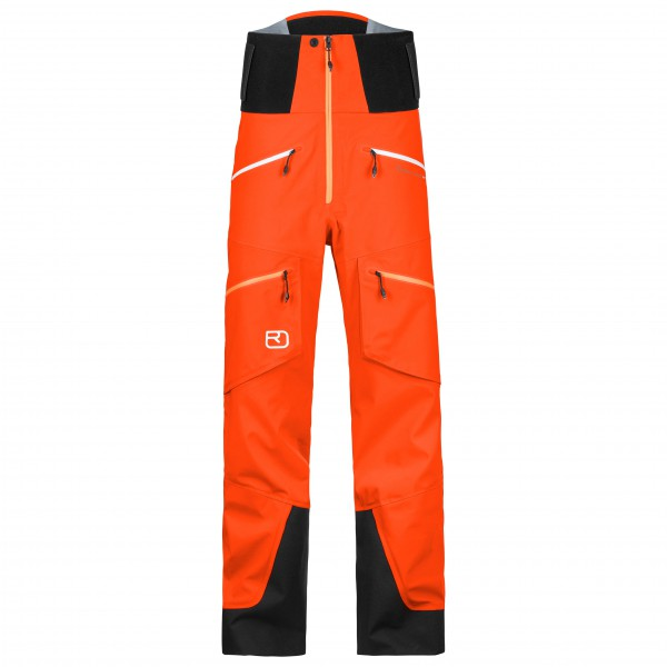 Ortovox - 3L Guardian Shell Pants - Skibukser