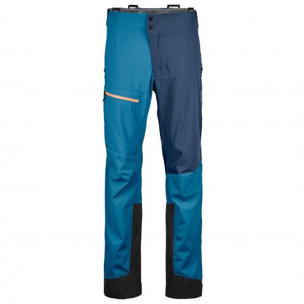 Ortovox - 3L Ortler Pants - Regnbyxor