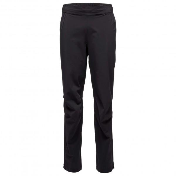 Black Diamond - Stormline Stretch Rain Pants - Sadehousut