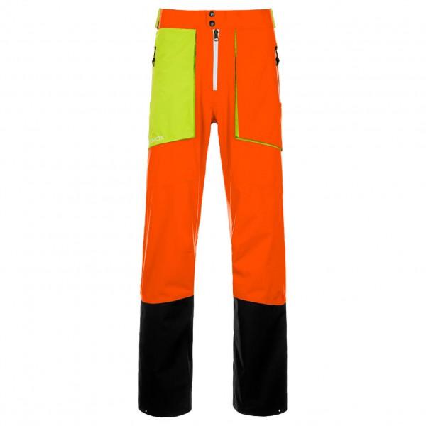 Ortovox - 3L Pants La Grave - Hiihto- ja lasketteluhousut