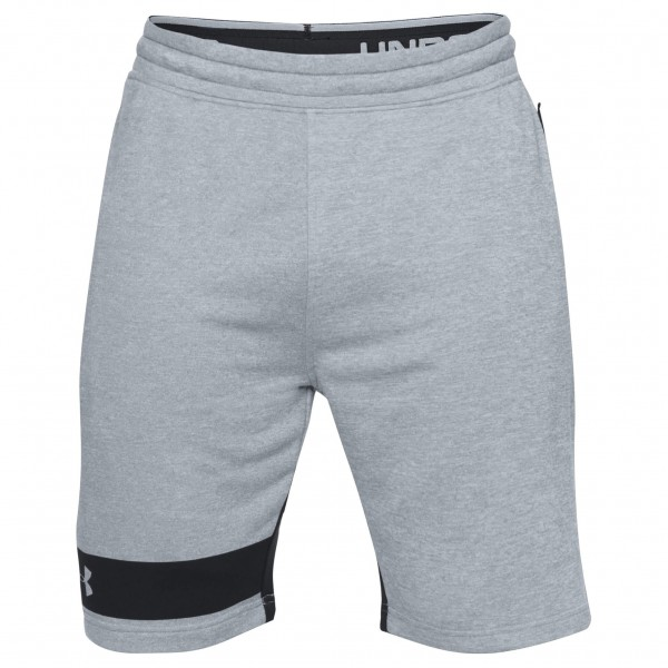 Under Armour - Tech Terry Short - Tracksuit bottoms