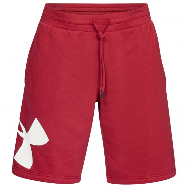 Under Armour - Rival Fleece Logo Sweatshort - Verryttelyhousut