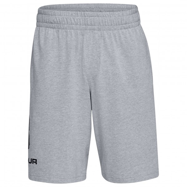 Under Armour - Sportstyle Cotton Graphic Short - Tracksuit trousers