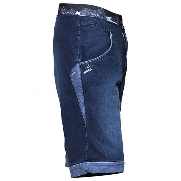 Nograd - Sahel Short Denim - Pantalon d'escalade