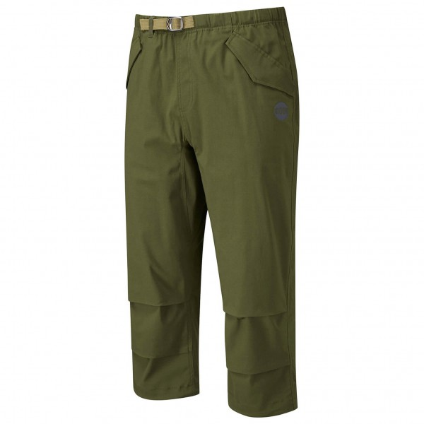 Moon Climbing - Cypher 3/4 - Climbing trousers