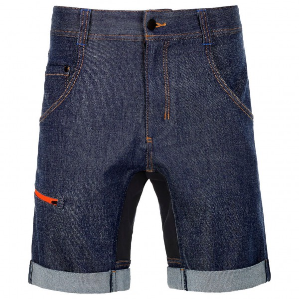 Ortovox - (MI) Black Sheep Denim Shorts - Klimbroeken