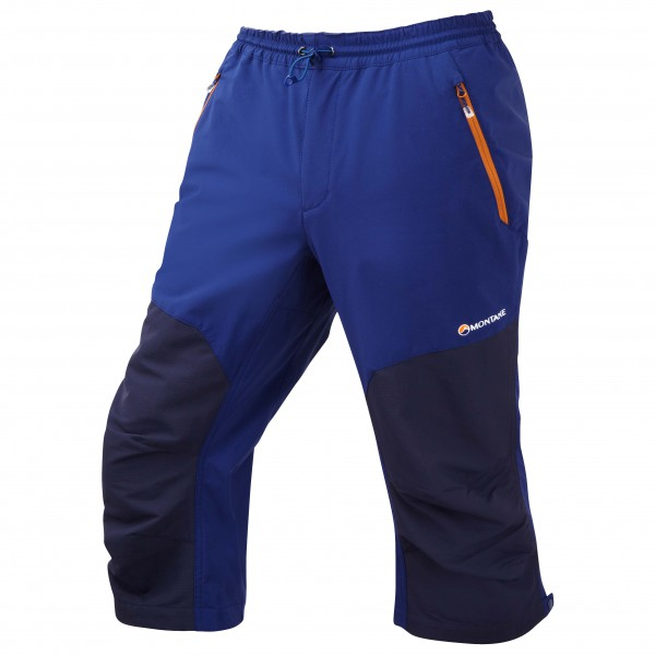 Montane - Alpine Stretch Capri Pants - Kiipeilyhousut