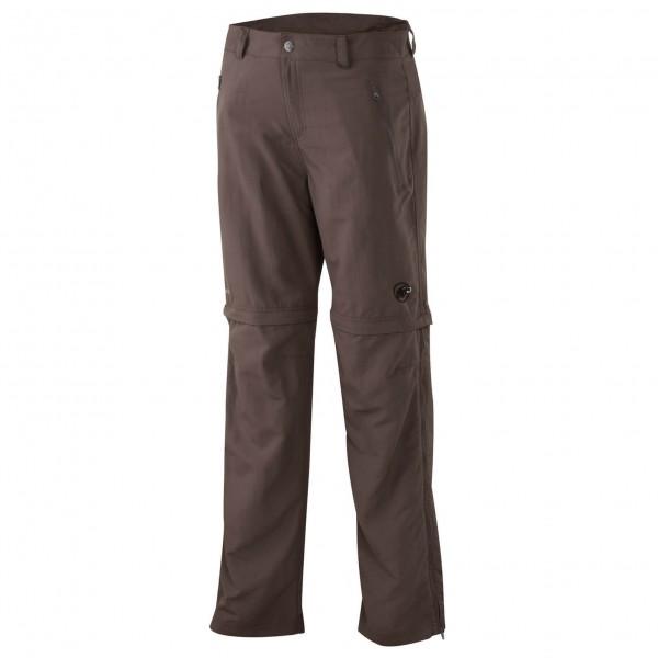 Mammut - Tempest Zip Off Plus Pants - Trekkingbroek