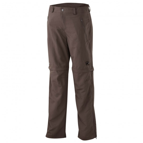 Mammut - Tempest Zip Off Plus Pants - Trekkinghousut
