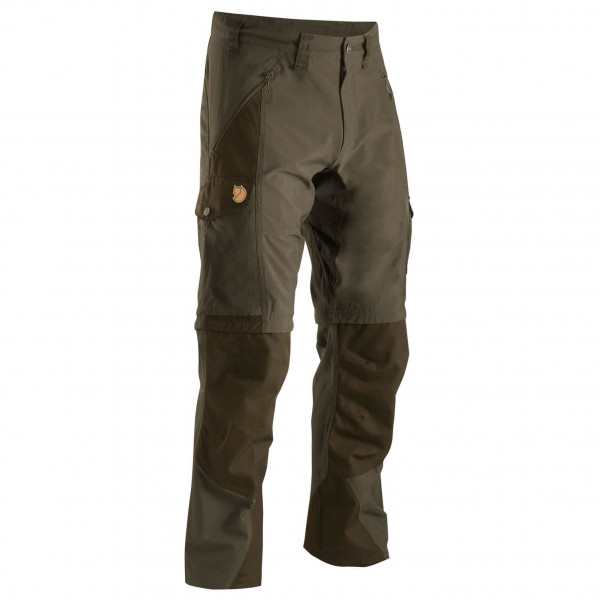 Fjällräven - Abisko Zip-Off Trousers - Trekking pants